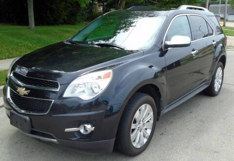 2011 Chevrolet Equinox for sale at Waukeshas Best Used Cars in Waukesha WI
