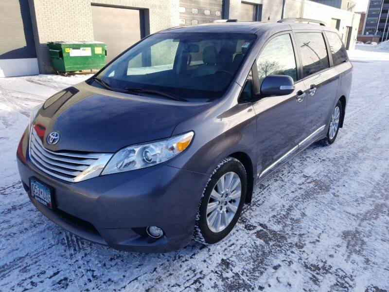 2014 Toyota Sienna for sale at The Car Buying Center in Saint Louis Park MN