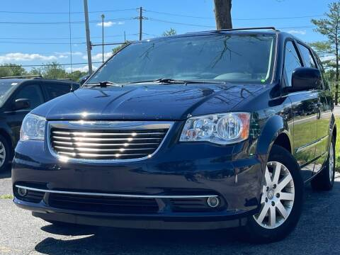 2016 Chrysler Town and Country for sale at MAGIC AUTO SALES in Little Ferry NJ