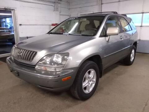 2000 Lexus RX 300 for sale at Keens Auto Sales in Union City OH