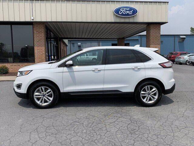 2018 Ford Edge for sale in Elkton, VA