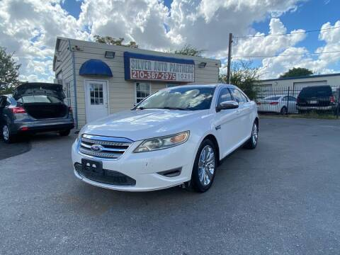 2011 Ford Taurus for sale at Silver Auto Partners in San Antonio TX