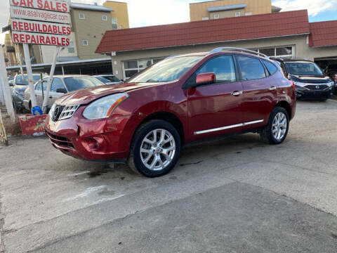 2012 Nissan Rogue for sale at ELITE MOTOR CARS OF MIAMI in Miami FL