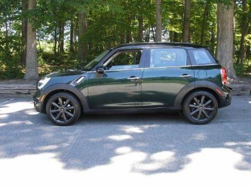 2012 MINI Cooper Countryman S 4dr Crossover - High Point NC