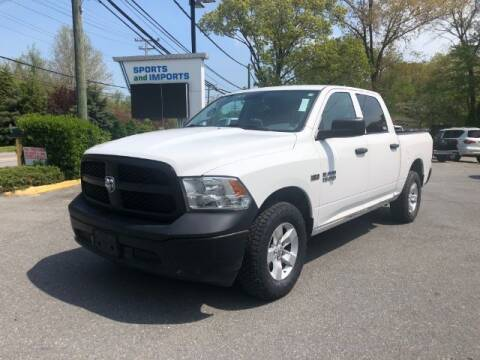 2016 RAM Ram Pickup 1500 for sale at Sports & Imports in Pasadena MD