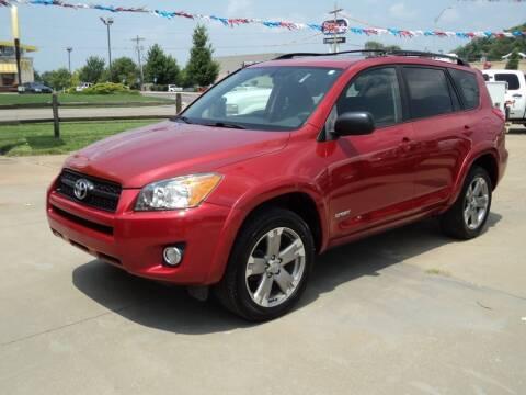 2010 Toyota RAV4 for sale at J & L Sales LLC in Topeka KS
