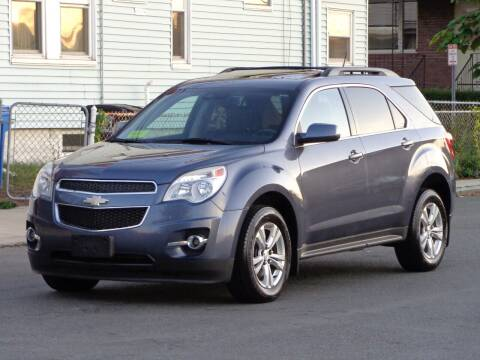 2014 Chevrolet Equinox for sale at Broadway Auto Sales in Somerville MA