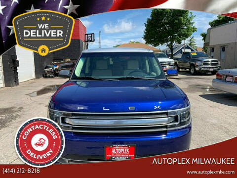 2014 Ford Flex for sale at Autoplex in Milwaukee WI