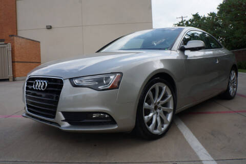 2013 Audi A5 for sale at International Auto Sales in Garland TX