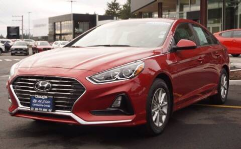 2019 Hyundai Sonata for sale at Jeremy Sells Hyundai in Edmunds WA