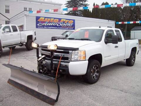 2008 Chevrolet Silverado 1500 for sale at Auto Pro Auto Sales in Lewiston ME