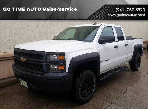 2015 Chevrolet Silverado 1500 for sale at Go Time Automotive in Sarasota FL