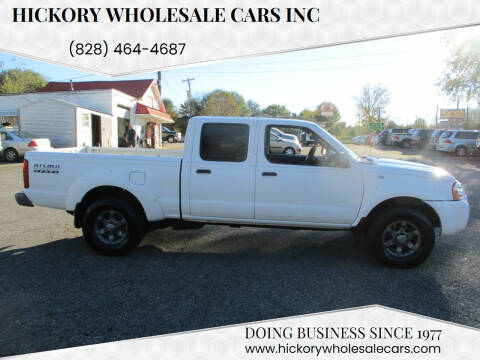 2004 Nissan Frontier for sale at Hickory Wholesale Cars Inc in Newton NC