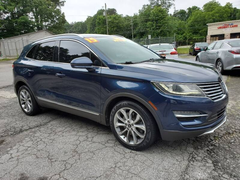 2015 Lincoln MKC for sale at Import Plus Auto Sales in Norcross GA