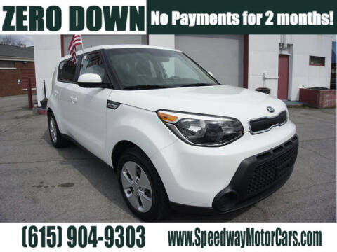 2016 Kia Soul for sale at Speedway Motors in Murfreesboro TN