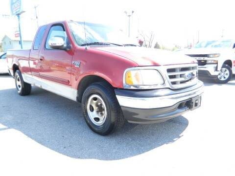 2002 Ford F-150 for sale at Auto House Of Fort Wayne in Fort Wayne IN