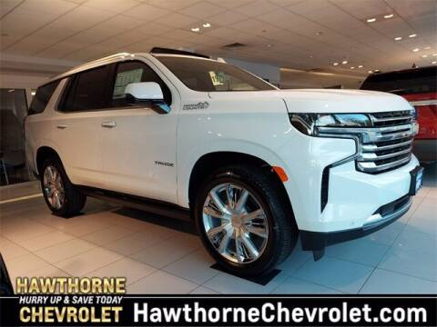 2021 Chevrolet Tahoe for sale at Hawthorne Chevrolet in Hawthorne NJ