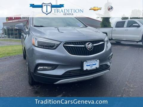 2019 Buick Encore for sale at Tradition Chevrolet Buick in Geneva NY