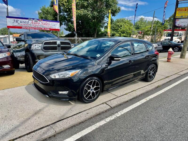 2015 Ford Focus for sale at JR Used Auto Sales in North Bergen NJ