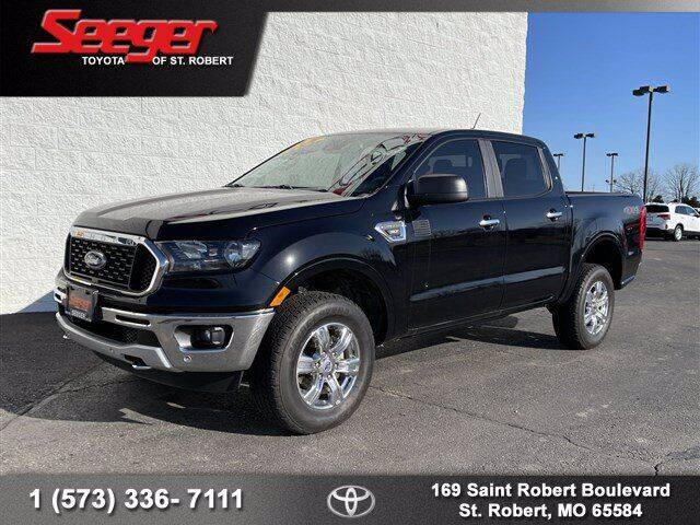 2019 Ford Ranger for sale at SEEGER TOYOTA OF ST ROBERT in St Robert MO
