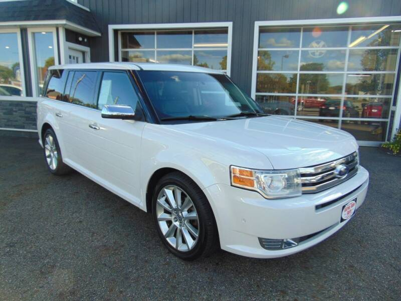 2010 Ford Flex for sale at Akron Auto Sales in Akron OH