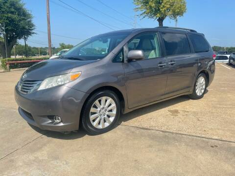 2011 Toyota Sienna for sale at CityWide Motors in Garland TX