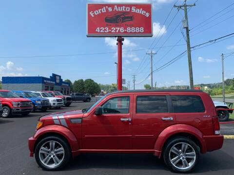 2011 Dodge Nitro for sale at Ford's Auto Sales in Kingsport TN