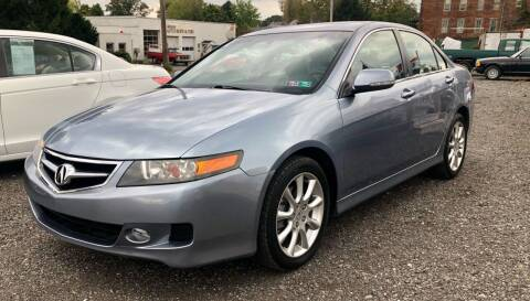 2006 Acura TSX for sale at Mayer Motors of Pennsburg in Pennsburg PA