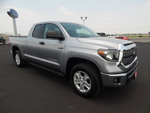 2020 Toyota Tundra for sale at West Motor Company - West Motor Ford in Preston ID