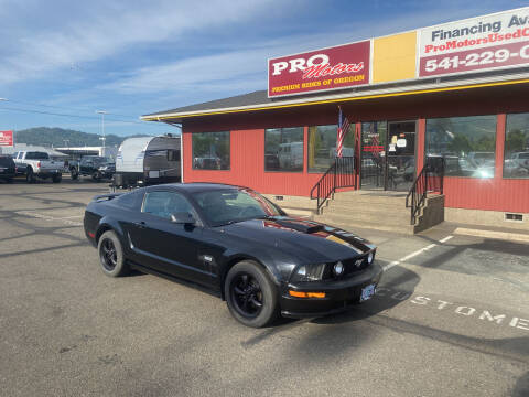 2007 Ford Mustang for sale at Pro Motors in Roseburg OR