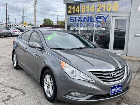 2013 Hyundai Sonata for sale at Stanley Direct Auto in Mesquite TX