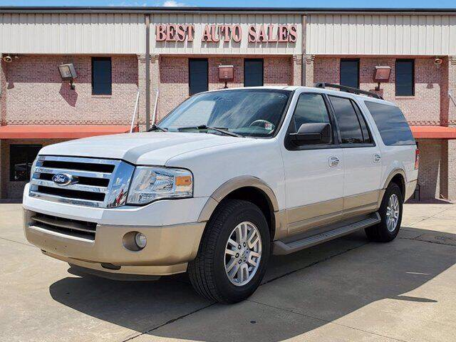 2012 Ford Expedition EL for sale at Best Auto Sales LLC in Auburn AL