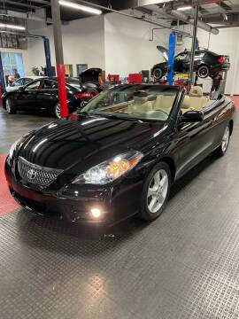 2008 Toyota Camry Solara for sale at Weaver Motorsports Inc in Cary NC