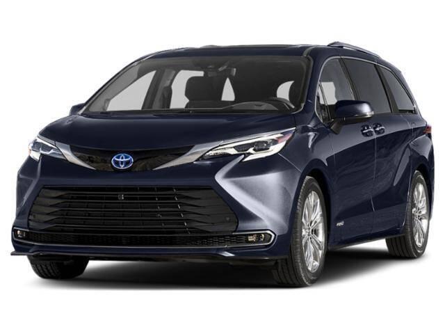 2021 Toyota Sienna for sale in Westbury, NY