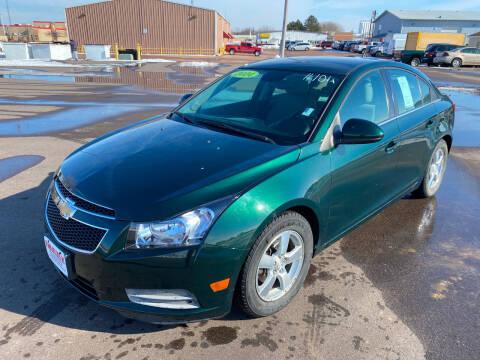 2014 Chevrolet Cruze for sale at De Anda Auto Sales in South Sioux City NE