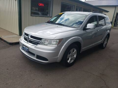 2011 Dodge Journey for sale at Lewis Blvd Auto Sales in Sioux City IA