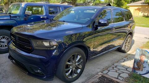 2015 Dodge Durango for sale at North American Fleet Sales in Largo FL