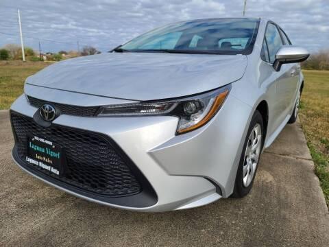 2020 Toyota Corolla for sale at Laguna Niguel in Rosenberg TX