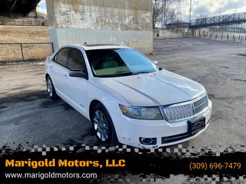 2009 Lincoln MKZ for sale at Marigold Motors, LLC in Pekin IL