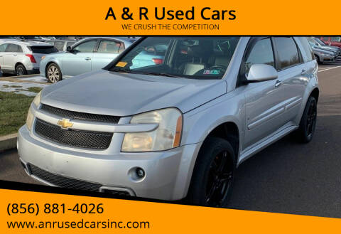 2009 Chevrolet Equinox for sale at A & R Used Cars in Clayton NJ
