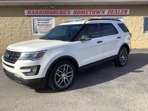 2017 Ford Explorer for sale at Auto Martt, LLC in Harrodsburg KY
