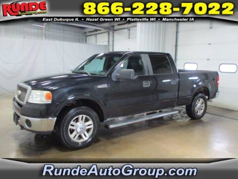 2007 Ford F-150 for sale at Runde Chevrolet in East Dubuque IL