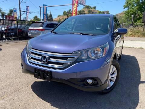 2013 Honda CR-V for sale at Vtek Motorsports in El Cajon CA