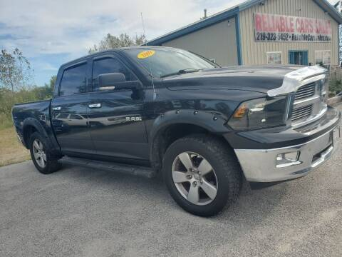 2009 Dodge Ram Pickup 1500 for sale at Reliable Cars Sales in Michigan City IN