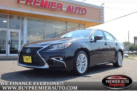 2017 Lexus ES 350 for sale at PREMIER AUTO IMPORTS - Temple Hills Location in Temple Hills MD