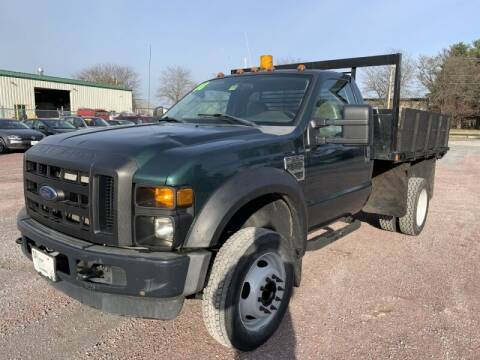 2008 Ford F-550 Super Duty for sale at Williston Economy Motors in Williston VT