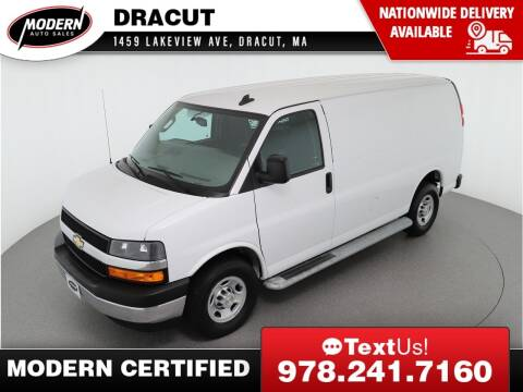 2019 Chevrolet Express Cargo for sale at Modern Auto Sales in Tyngsboro MA