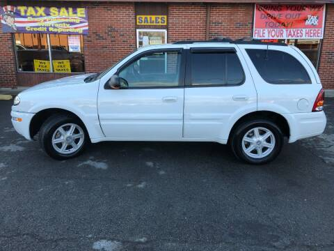 2002 Oldsmobile Bravada for sale at Atlas Cars Inc. in Radcliff KY