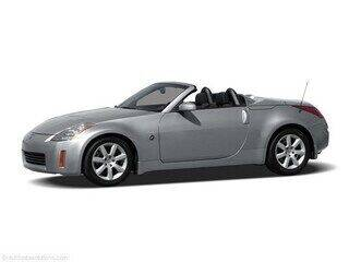 2004 Nissan 350Z for sale at Kiefer Nissan Budget Lot in Albany OR