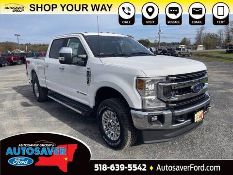 2022 Ford F-350 Super Duty for sale at Autosaver Ford in Comstock NY